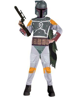 Kids Boba Fett Costume - Star Wars  sc 1 th 225 & Kids Clone Trooper Commander Cody Costume - Star Wars Clone Wars ...