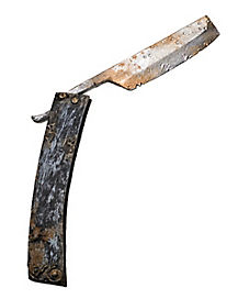 Demon Barber Razor Prop