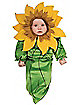 Sunflower Bunting Baby Costume