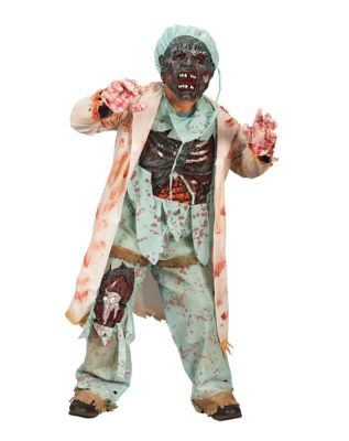 Kids Hazmat Hazard Zombie Costume - Spirithalloween.com 47a7dc2c3