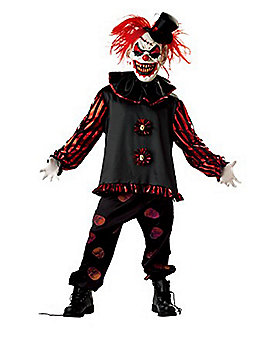 Kids Carver the Clown Costume