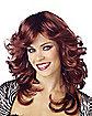 Discorama Mama Auburn Adult Wig