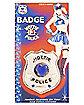 Hottie Police Badge