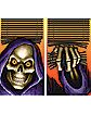 Grim Reaper Double Window Poster