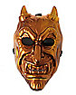 Metallic Devil Mask