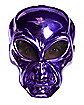 Metallic Alien Mask