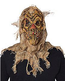 natural scarecrow mask - Spirits Halloween Alexandria La