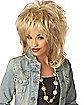 Rockstar Rockin' Soul Adult Wig