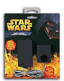Darth Vader Breathing Device Mask - Star Wars