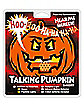 Talking Pumpkin Light