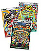 Ed Hardy Temporary Tattoos