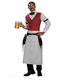 Adult Bartender Costume