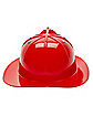 Red Fire Chief Helmet