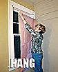 Bloody Screamer Double Window Poster
