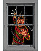 Nightmare on Elm Street Freddie Krueger Window Poster