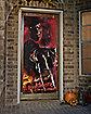 Nightmare on Elm Street Freddy Krueger Door Cover