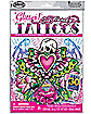 Ed Hardy Pink Bag of 50+Tattoos