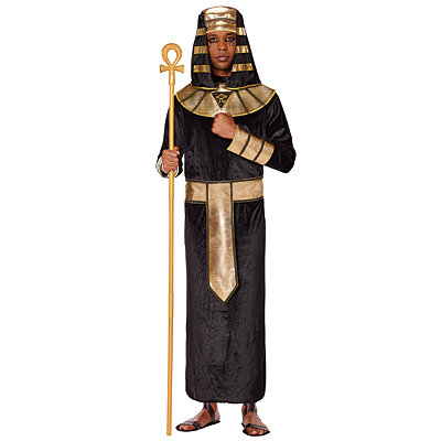 Vintage Men's Costumes – 1920s, 1930s, 1940s, 1950s, 1960s Adult Pharaoh Costume $39.99 AT vintagedancer.com
