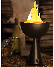Table Top Flame Light