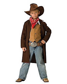Kids Rawhide Renegade Costume