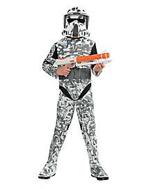 Kids Arf Trooper Costume - Star Wars Clone Wars