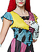 Adult Sassy Sally Costume - The Nightmare Before Christmas