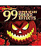 99 Super Scary Sound Effects CD