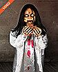 Rosemary Zombie Girl Animated Prop