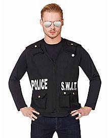 Adult SWAT Vest Costume