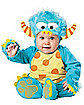 Little Monster Baby Costume