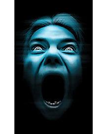 Apparition Silent Scream Poster - Decorations