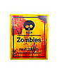 19 Inch Zombie 200km Sign - Decorations