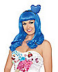 Candy Girl Blue Wig