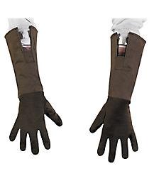 Kids Captain America Gloves - Marvel