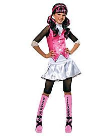 Kids Draculaura Costume - Monster High