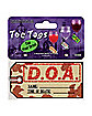 Toe Tag Drink Markers