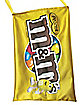 M&M Peanut Candy Bag
