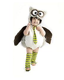 Baby Edward the Owl Costume