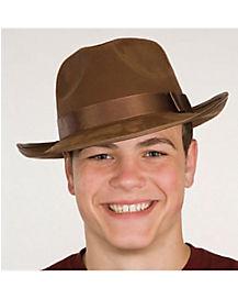 Adventure Hat Faux Suede