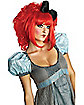 Red Cutie Doll Wig