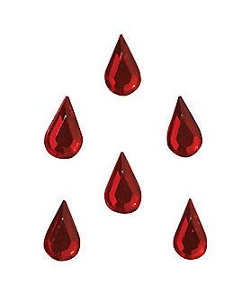 Blood Drop Vampiress Jewels