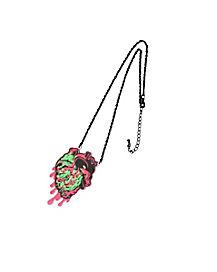 Bleeding Organ Necklace