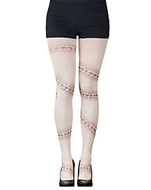 Nude Stitches Tights
