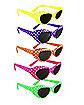Polka Dot Sun Glasses