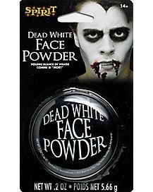 Dead White Face Powder Makeup