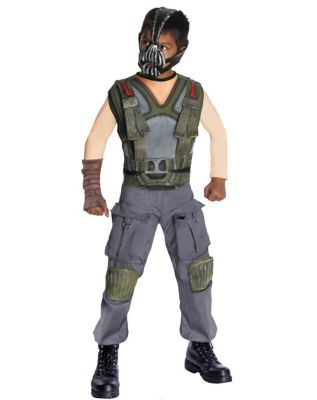 kids bane costume deluxe batman dark knight rises