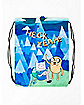 Adventure Time Heck Yeah Cinch Bag