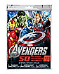 Marvel Avengers Temporary Tattoo Pack