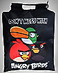 Angry Birds Don't Mess With Me Sack