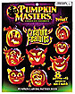 Creature Features Pumpkin Carving Pattern Book